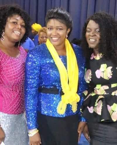 Mother's Blessing with Rev. Lizzy Suleman